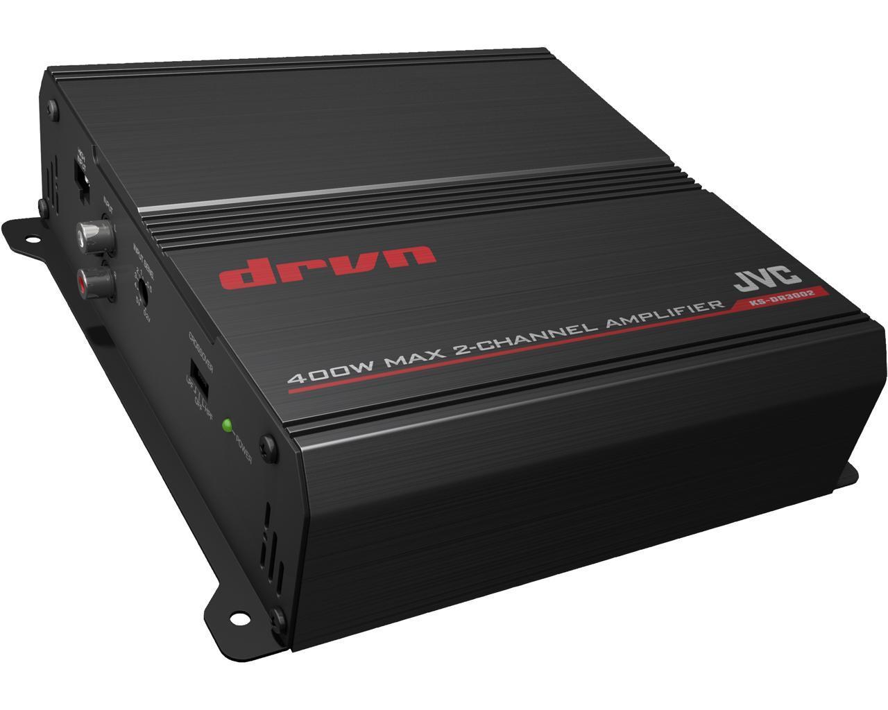 JVC  KS-DR3002 Audioförstärkare