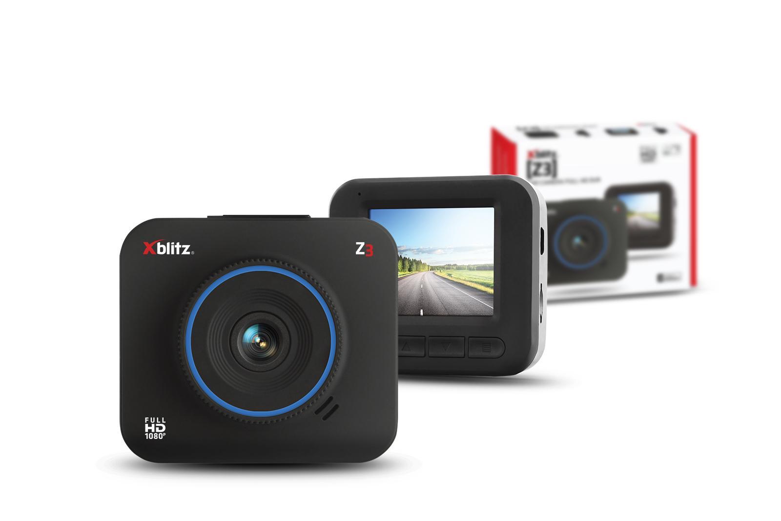 Dash cam XBLITZ Z3 expert knowledge