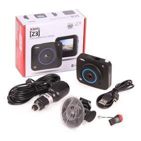 Dashcams (telecamere da cruscotto) Angolo di visione: 110da carico assiale Z3
