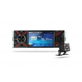 Multimediamottagare Bluetooth: Ja RF400