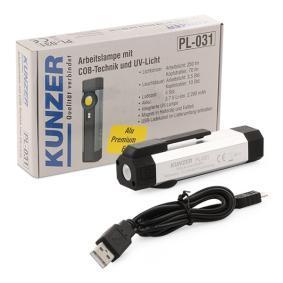 Handleuchte Batterie-Kapazität: 2200mAh, Leuchtdauer: 3Std. PL031