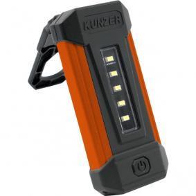Lámpara de mano Capacidad: 2200mAh, duración luz: 3Horas PL051ORANGE