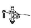 original KNORR-BREMSE 15199273 Air Suspension Valve