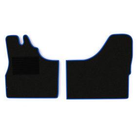 F-CORE Fußmattensatz NT01 BLUE