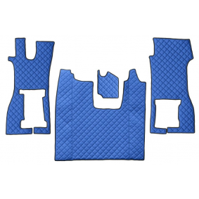 F-CORE Fußmattensatz FL36 BLUE