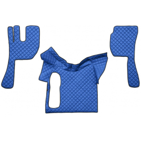 F-CORE Fußmattensatz FL13 BLUE
