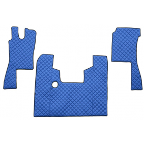 F-CORE Fußmattensatz FL18 BLUE