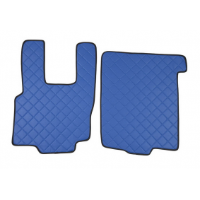F-CORE Fußmattensatz FF04 BLUE