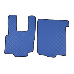 F-CORE Conjunto de tapete de chão FF04 BLUE