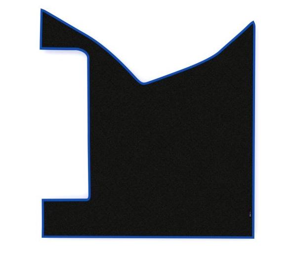 Autofußmatten CMT18 BLUE F-CORE CMT18 BLUE in Original Qualität