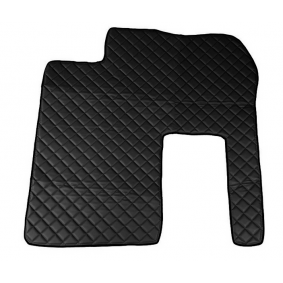 F-CORE Conjunto de tapete de chão RH15 BLACK