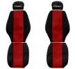 OEM Sitzschonbezug PS22 RED von F-CORE