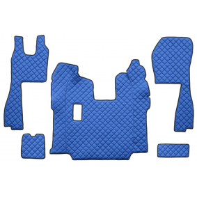 F-CORE Fußmattensatz FL05 BLUE