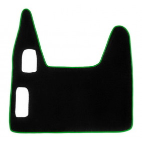 F-CORE Fußmattensatz CMT02 GREEN