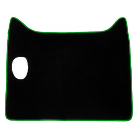 F-CORE Fußmattensatz CMT03 GREEN
