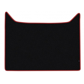 F-CORE Conjunto de tapete de chão CMT04 RED