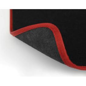 F-CORE Conjunto de tapete de chão CMT07 RED