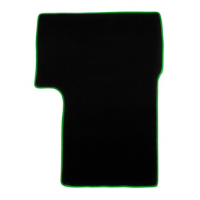 F-CORE Conjunto de tapete de chão CMT08 GREEN