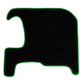 F-CORE Conjunto de tapete de chão CMT09 GREEN