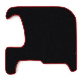 F-CORE Conjunto de tapete de chão CMT09 RED