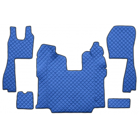 F-CORE Fußmattensatz FL10 BLUE