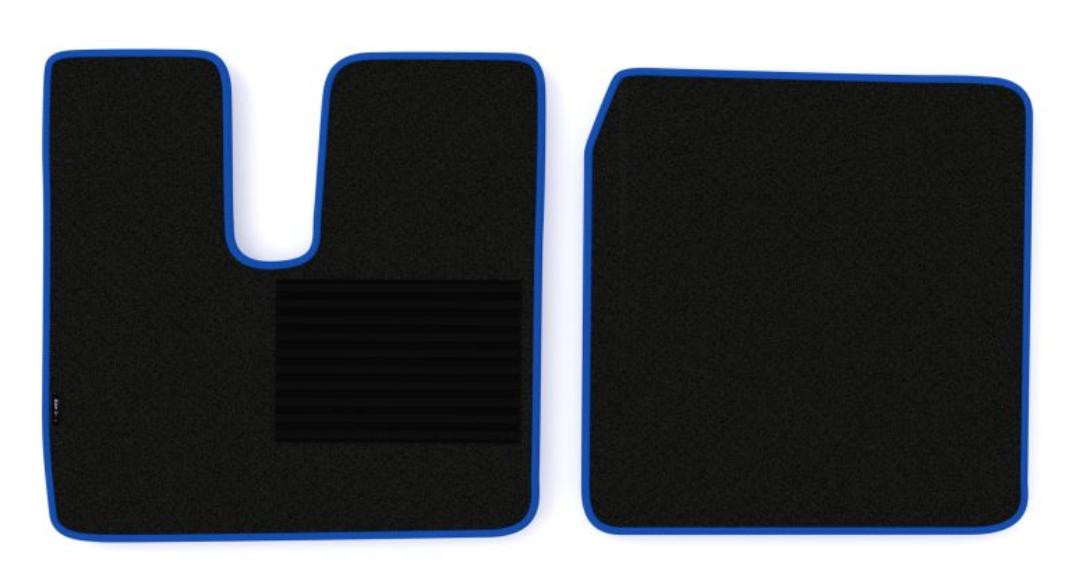 Autofußmatten MT06 BLUE F-CORE MT06 BLUE in Original Qualität