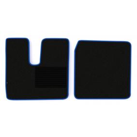 F-CORE Conjunto de tapete de chão MT06 BLUE