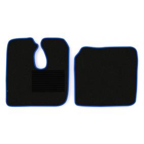 F-CORE Fußmattensatz MT07 BLUE