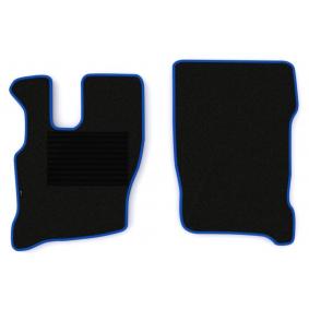 F-CORE Fußmattensatz MT10 BLUE