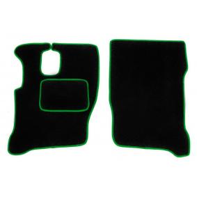 F-CORE Conjunto de tapete de chão MT10 GREEN