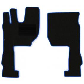 F-CORE Fußmattensatz MT32 BLUE