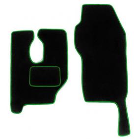 F-CORE Fußmattensatz MT18 GREEN
