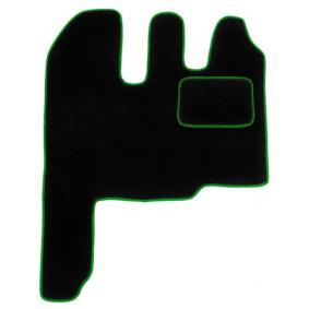 F-CORE Fußmattensatz MT19 GREEN