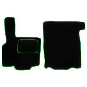 F-CORE Fußmattensatz MT01 GREEN