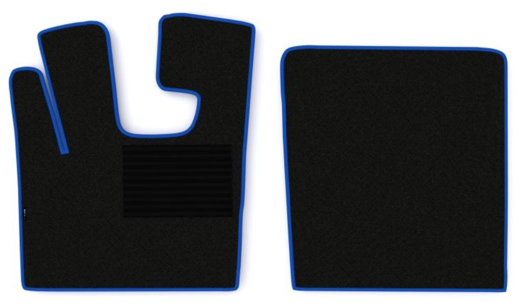 Autofußmatten MT02 BLUE F-CORE MT02 BLUE in Original Qualität