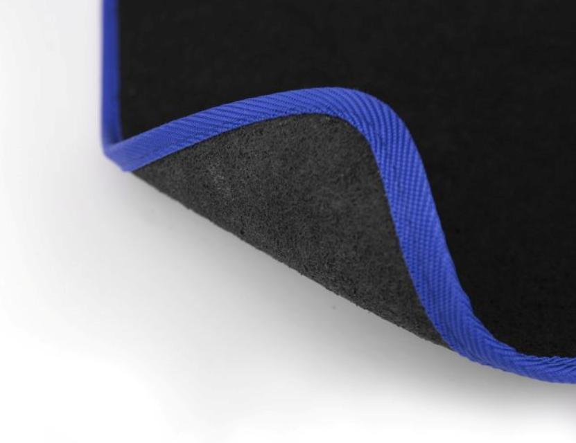 Fußmattensatz F-CORE MT02 BLUE Bewertung