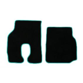 F-CORE Conjunto de tapete de chão MT23 GREEN