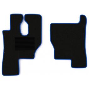 F-CORE Set med golvmatta MT26 BLUE