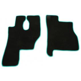F-CORE Fußmattensatz MT26 GREEN