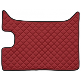 F-CORE Fußmattensatz FZ07 RED
