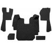 OEM Autofußmatten FL03 BLACK von F-CORE