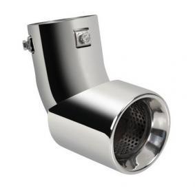 Deflector tubo de escape 60116