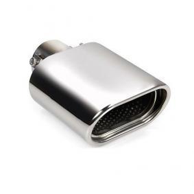 Deflector tubo de escape 60109
