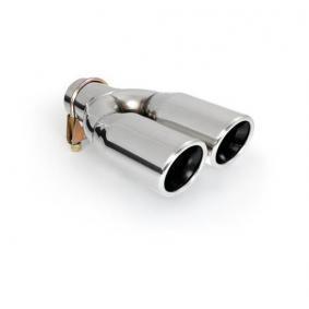 Deflector do tubo de escape 60020