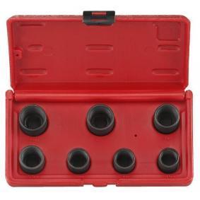 Socket wrench kit, nuts / bolts 907U5