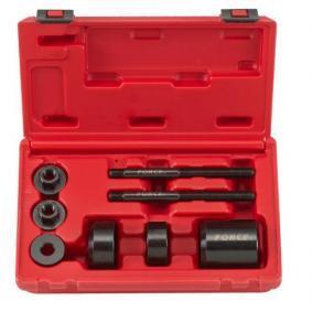 Conjunto peças, ferramenta montagem / desmontagem à pressão
