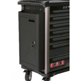 Кутия за окачване, количка с инструменти