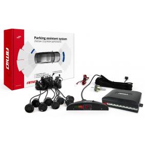 Parkeringsassistent system 0156030484