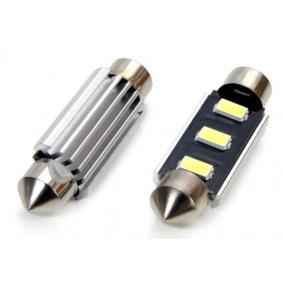 Крушка с нагреваема жичка, светлини за парк / позициониране LED (светодиоди), C5W, 2ват 30968/01627