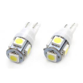 Крушка с нагреваема жичка, светлини за парк / позициониране LED (светодиоди), W5W, T10 , 1.5ват 30961/01284